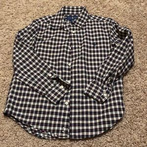 Boys button down dress shirt